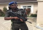Runaway policeman who shot lover in the mouth arrested