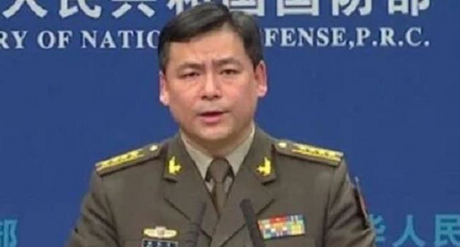 China accuses US of undermining peace, stability in Taiwan Strait