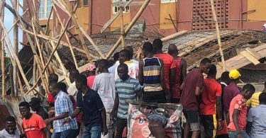 LASEMA confirms death toll in Lagos collapsed building now eight