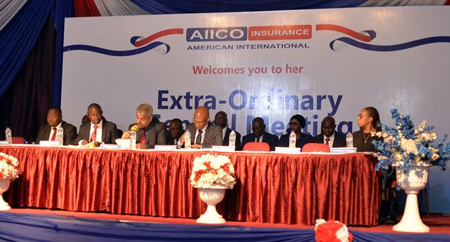 AIICO Insurance offers 1 for 5 bonus to shareholders