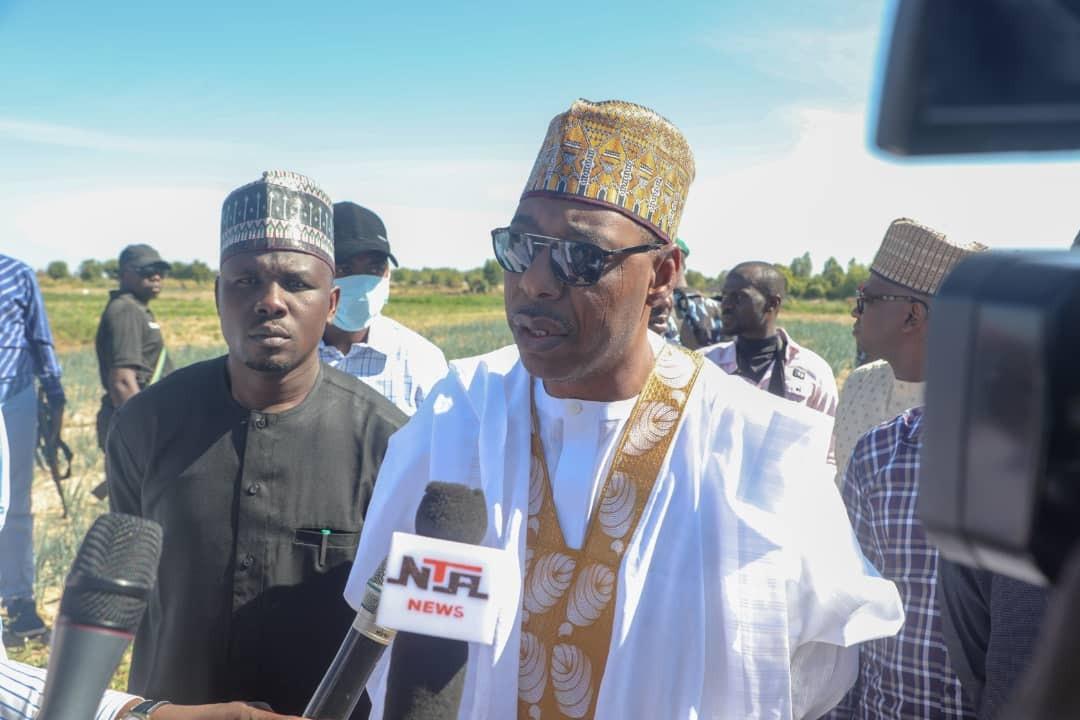 IMG 4822 43 rice farmers killed by Boko Haram in Borno buried (Photos)