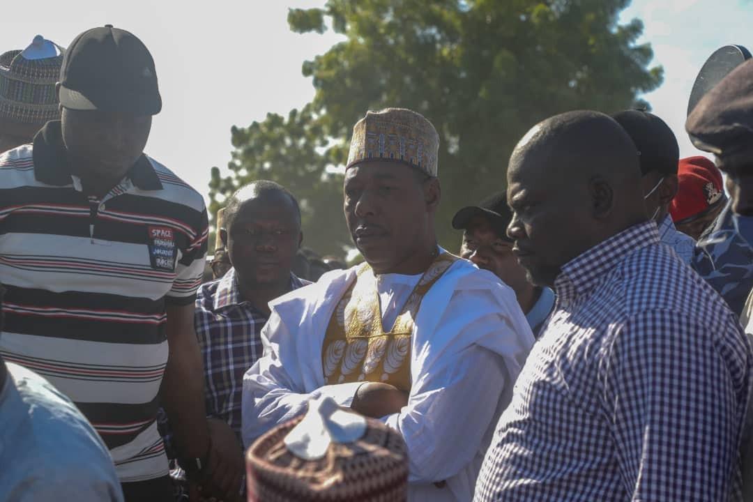 IMG 4824 43 rice farmers killed by Boko Haram in Borno buried (Photos)