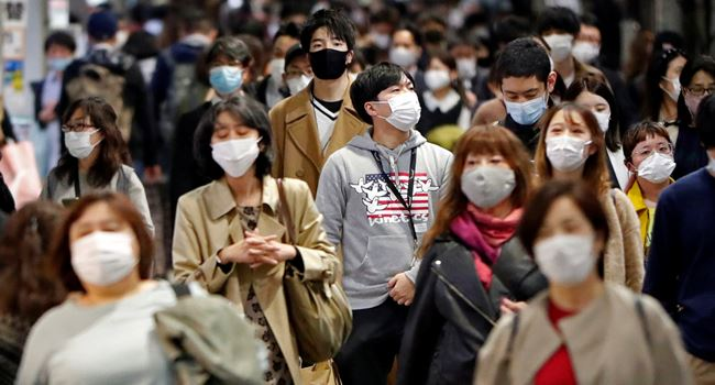 Japan records highest COVID-19 cases for fourth day running