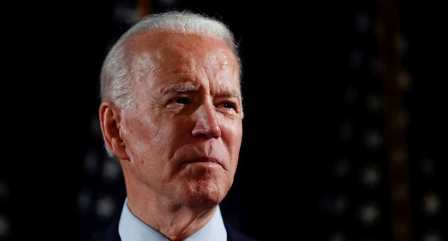Trump's call to cancel vote counting outrageous, unprecedented –Biden