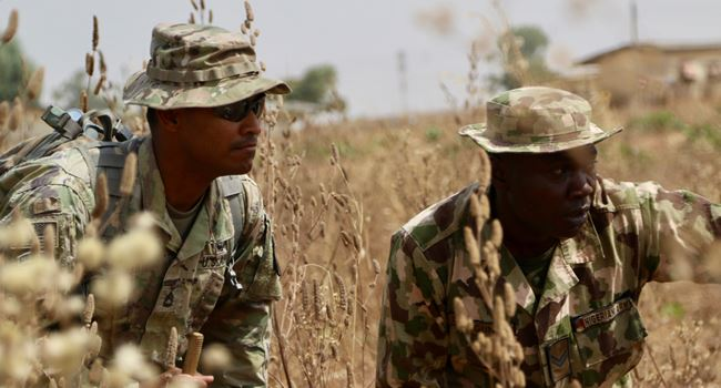 Troops ambush Boko Haram insurgents in Borno, kill six, others flee with bullet wounds