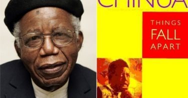 Chinua Achebe's 'Things Fall Apart' set to be adapted for television