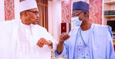 Gov Sule says terrorists regrouping in Nasarawa, runs to Buhari for help