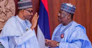 NASS REPUBLIC: As Lawan defends Buhari 'romance'. Two other stories, and a quote to remember