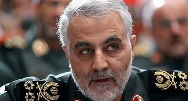 Iran accuses British security firm, German airbase of involvement in killing of top general, Soleimani