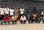EFCC arrests 16 in Lagos over alleged internet fraud