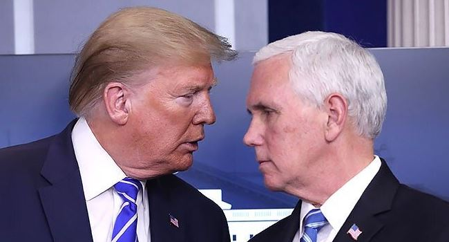 US Democrats put pressure on VP Mike Pence to remove Trump from White House
