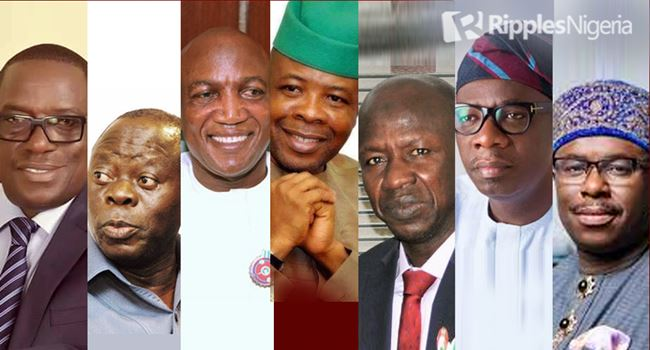 Year in Review: Top 10 politicians who fell from power in 2020
