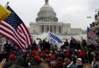 Woman dies after being shot during US Capitol protest