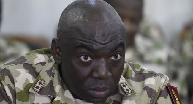The war against Boko Haram will soon end —New COAS, Maj Gen Attahiru