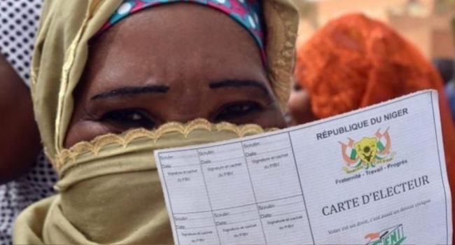 Niger Republic sets date for second round of voting in presidential election