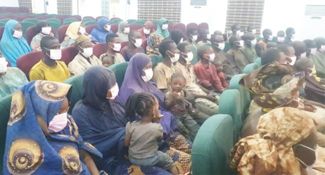 Freed Niger passengers narrate harrowing experiences in hands of bandits