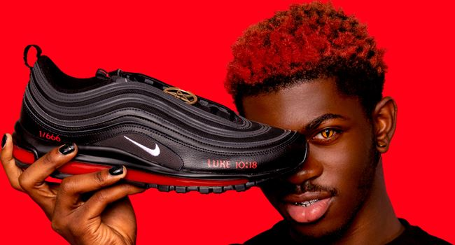 Nike sues firm that partnered rapper Lil Nas X to make 'Satan Shoes'