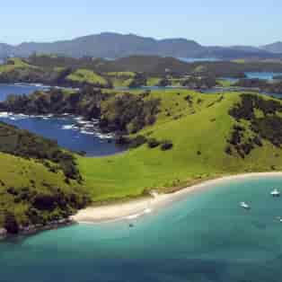 Waewaetorea Passage - Bay of Islands, New Zealand