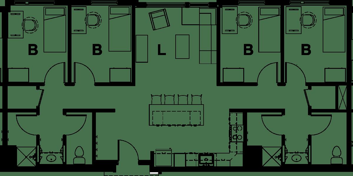 Global Village Rit Housing