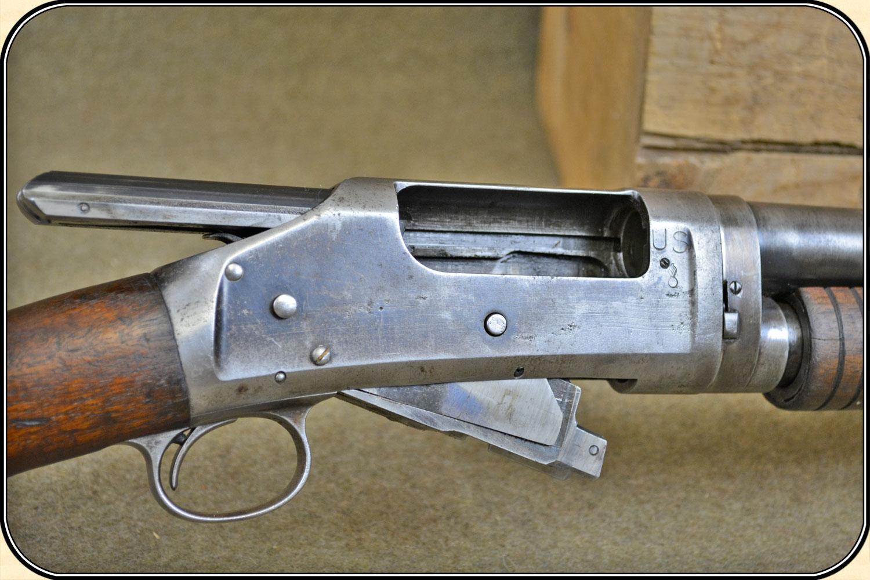 Diagram Of Pump Action Shotgun Parts
