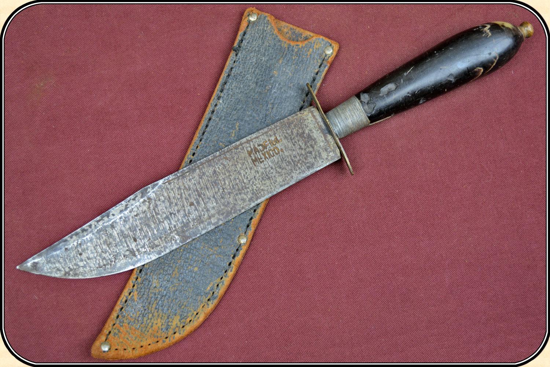 Knife Parts Description