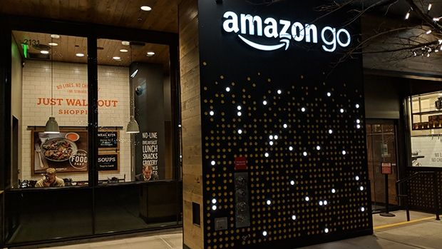 Amazon Go business worth $4 billion by 2021