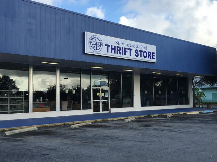St. Vincent de Paul opens new thrift shop on W. 11th in Eugene
