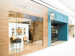 Rose & Loon Concept Store ROSEDALE CENTER. Minnesota, US