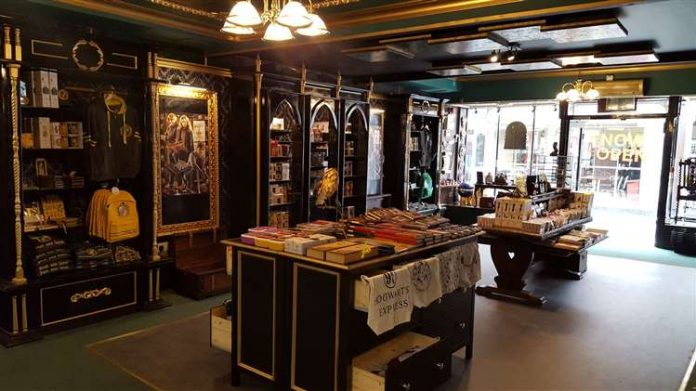 Harry Potter shop House of Secrets opens in Canterbury