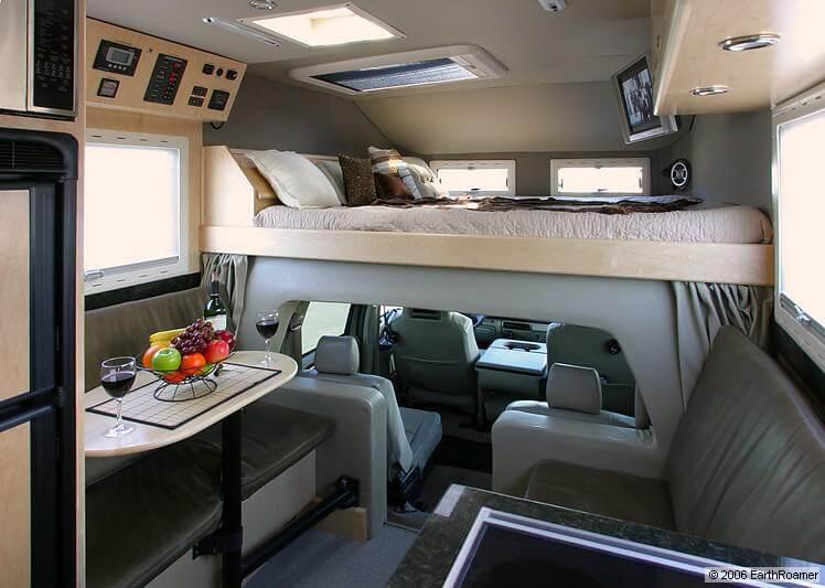 Earthroamer Xv Lts F 550 Off Road Rv