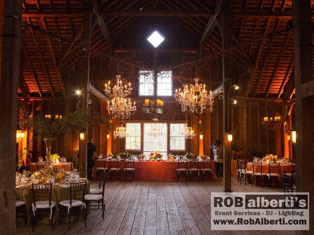 Fall Wedding Venues Ct
