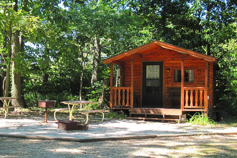 Log Cabin Rental Lake Guntersville