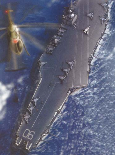 United States Aircraft Carriers Locations