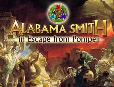 Rob s Adventure Games Page     Alabama Smith in Escape From Pompeii