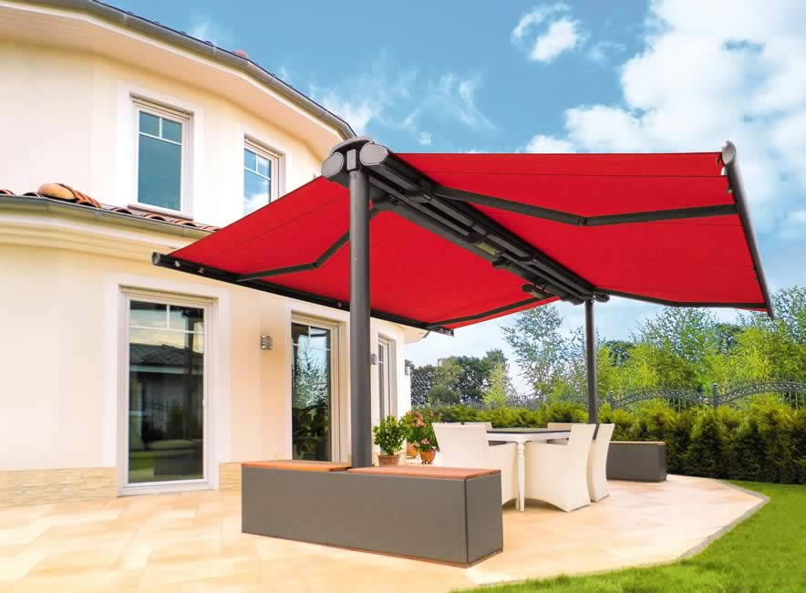 Freestanding Awnings Awnings For Open Spaces Roch 233 Awnings