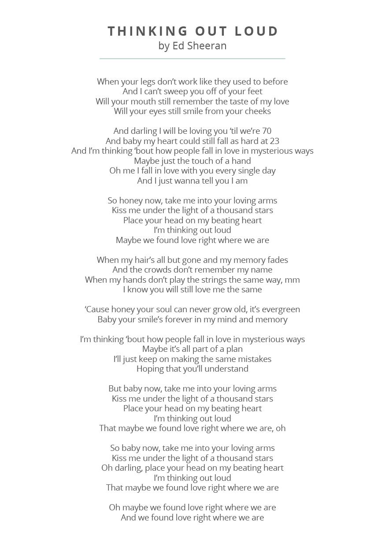Romantic Wedding Songs 2017