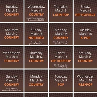Houston Livestock Show And Rodeo Rodeohouston Houston
