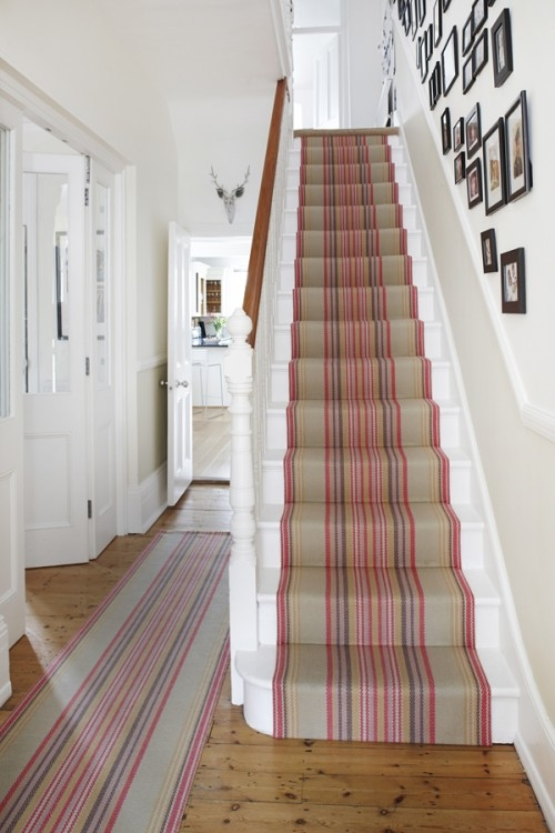 What Should I Do On My Landing Roger Oates Blog – Stairs And | Hall Stairs And Landing Carpet | Stair Landing 1028 1028 | Staircase | Grey | White | Pinstripe Grey