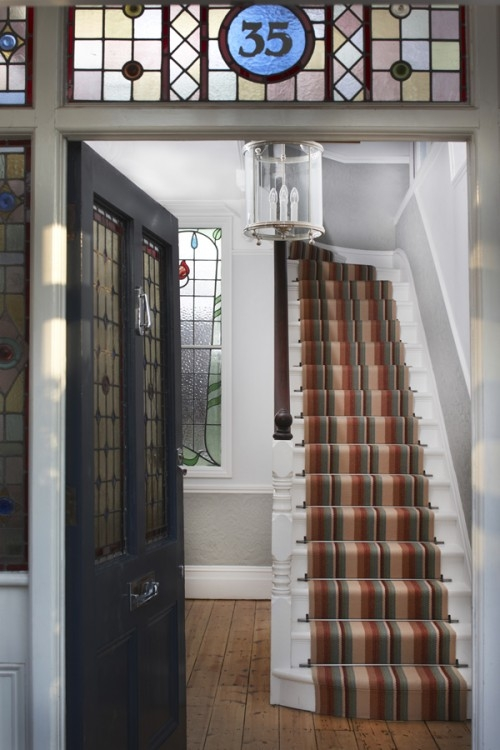 What Should I Do On My Landing Roger Oates Blog – Stairs And | Running Carpet For Stairs | Stair Tread | Hardwood | Wood | Grey | Stair Runners