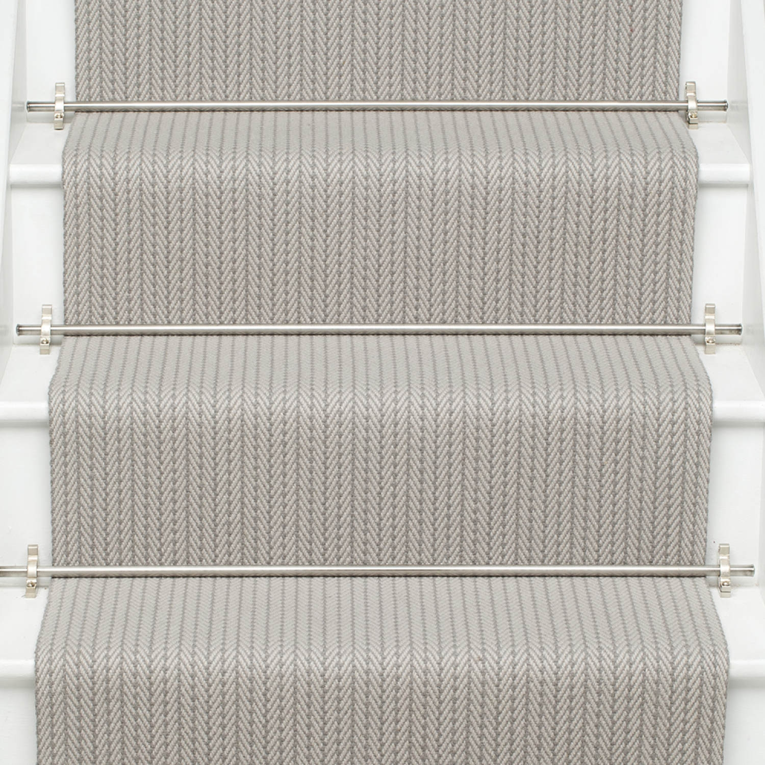 Products Runners For Stairs And Halls Neutral Fulham Quartz | Roger Oates Stair Runners | Middle | Hallway | Art Deco | Corner | Victorian