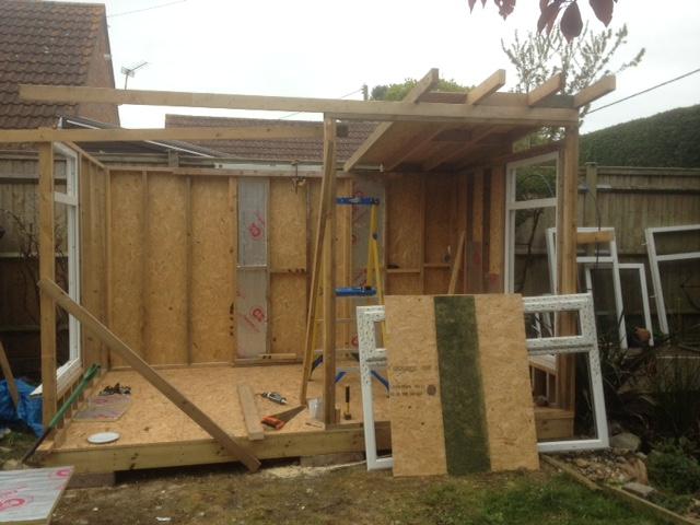 How Build Garden Office