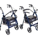 Which Is The Best Rollator Transport Chair?