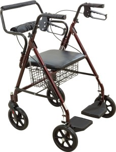 transport chair rollator