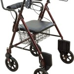 Why Get A Rollator Transport Chair?