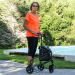 top rated safest 3 wheel walker for support