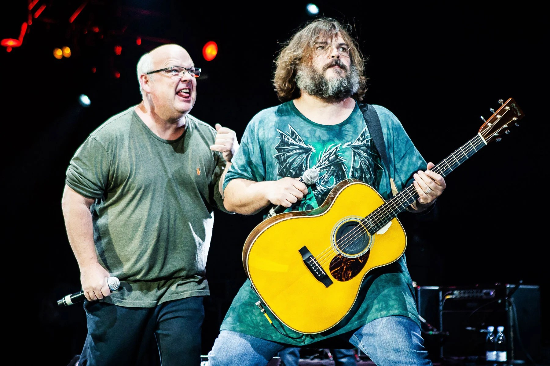 Tenacious D Detail New Album, Web Series 'Post-Apocalypto ...