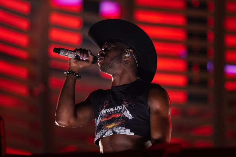 Watch See Lil Nas X Make Shock Look at Electrical Daisy Carnival – Google Celebrities News