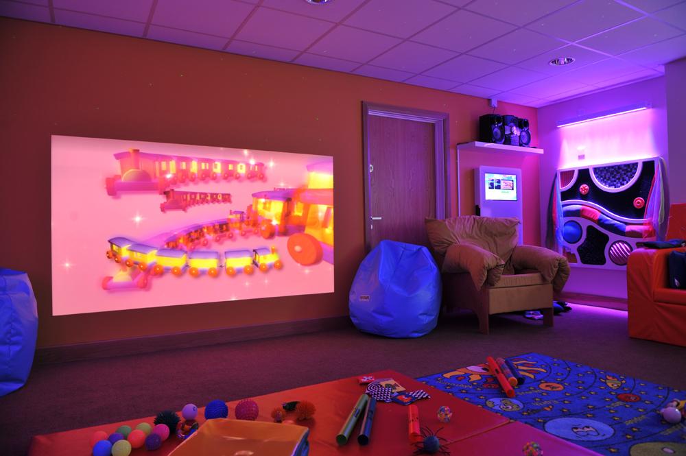 Fiona Gardens Sensory Room Snoezelen 174 Multi Sensory