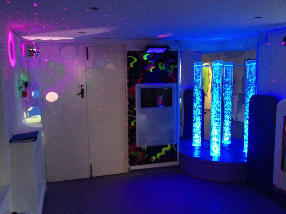 Percy Hedley College Sensory Room Snoezelen 174 Multi