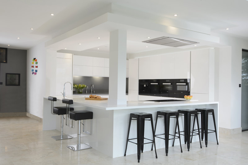 Kitchen Interior Design Uk